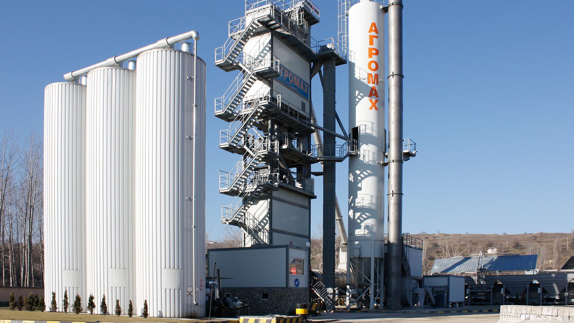 Агромах Производство и полагане на транспортни бетони, циментови смеси и разтвори